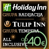 hotel holiday inn nova godina 2017