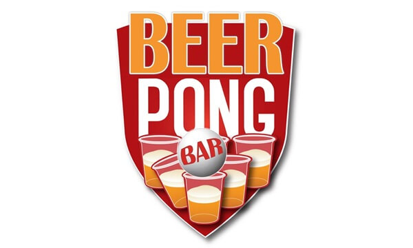 beer pong bar