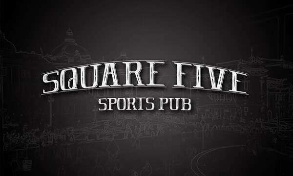 square five sports pub